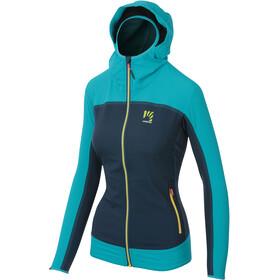 Karpos Parete Jacket Women, blauw